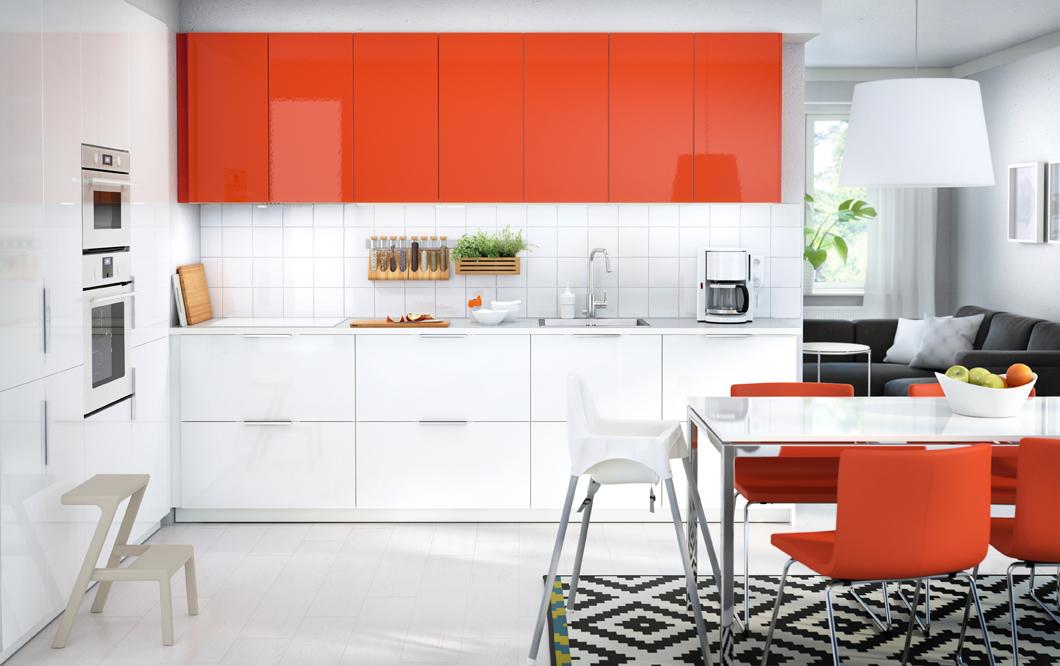 5 idee per arredare la cucina ikea diredonna - Ikea utensili cucina ...