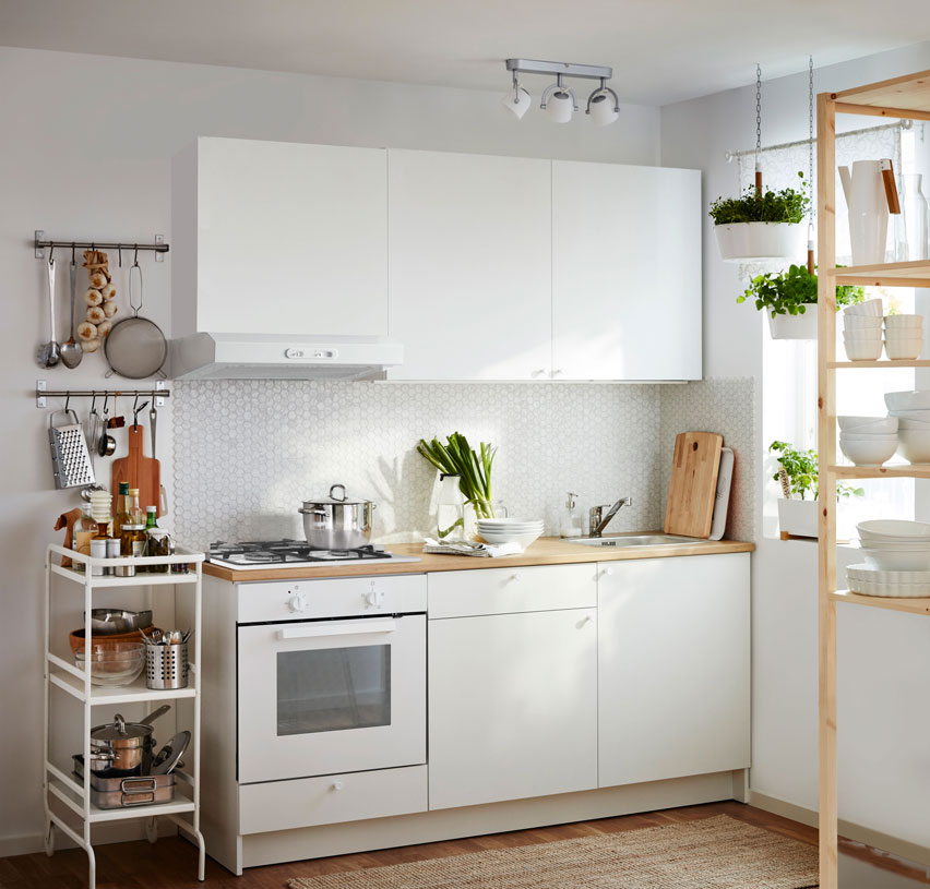 5 idee per arredare la cucina Ikea  DireDonna