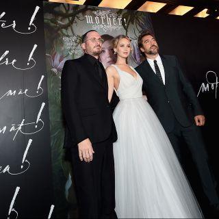 Jennifer Lawrence e Darren Aronofsky: la coppia debutta a NY