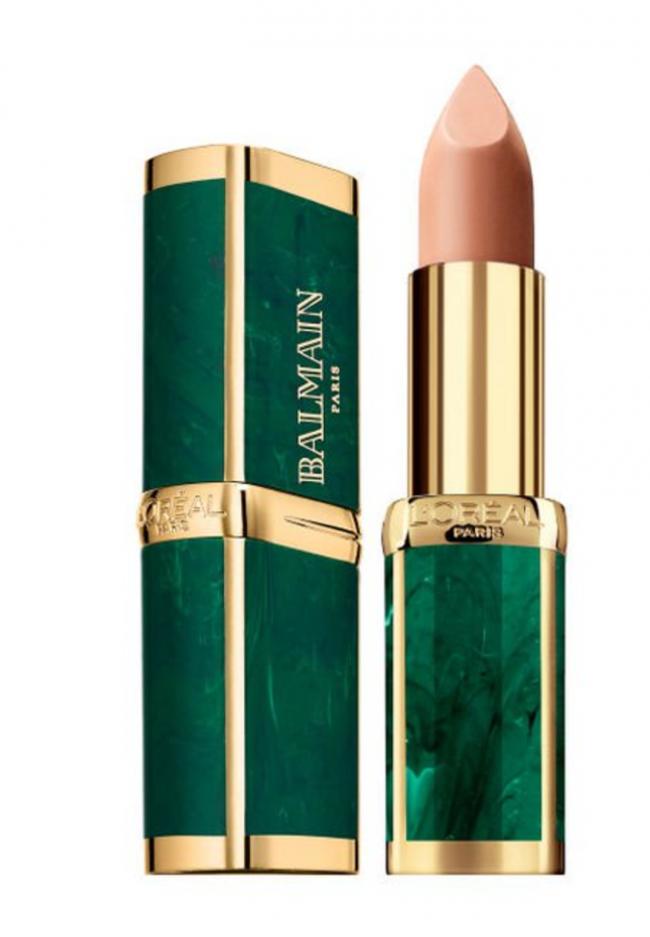 L'Oreal, Rouge à Lèvres Color Riche x Balmain (16,90 euro)