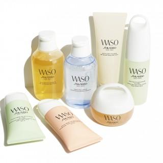 Waso, la linea viso naturale di Shiseido per millenials