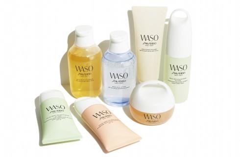 Waso Shiseido, la nuova linea naturale di trattamento viso