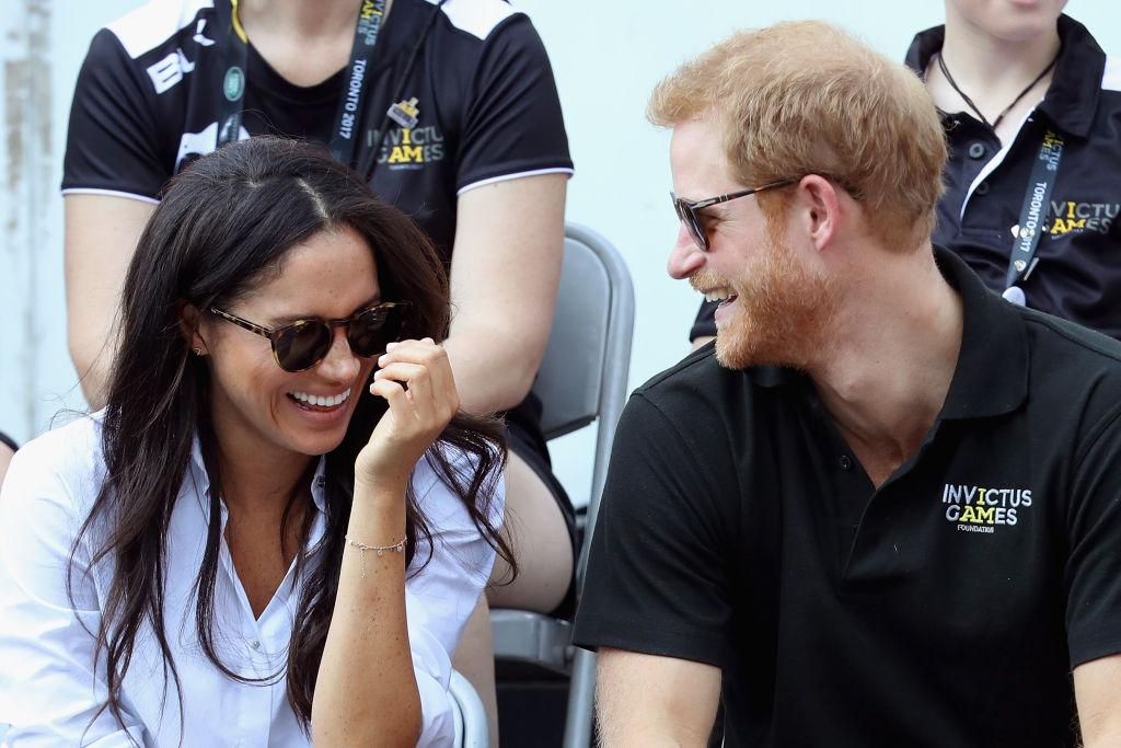 Principe Harry e Meghan Markle insieme in pubblico per la prima volta (foto)
