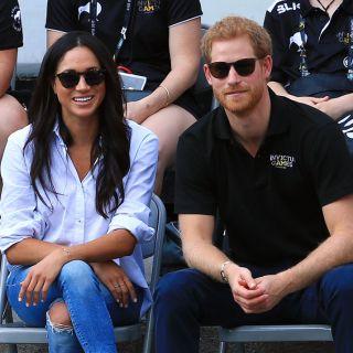 Meghan Markle e il Principe Harry, tè con la Regina