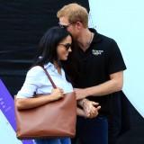 Principe Harry e Meghan Markle agli Invictus Games 2017
