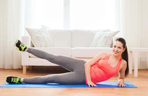 5 esercizi per gambe snelle