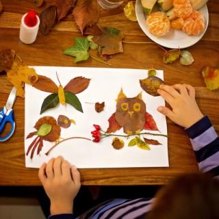 I lavoretti sull'autunno da fare con i bambini