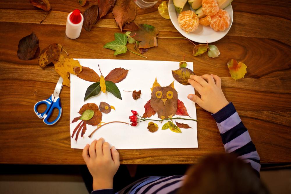 Favoloso Lavoretti creativi autunno scuola infanzia: 3 idee | DireDonna XH05