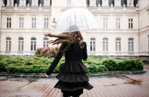 10 capi con cui proteggersi dalla pioggia
