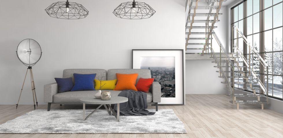 Come arredare casa in stile moderno diredonna for Arredare casa in stile classico moderno