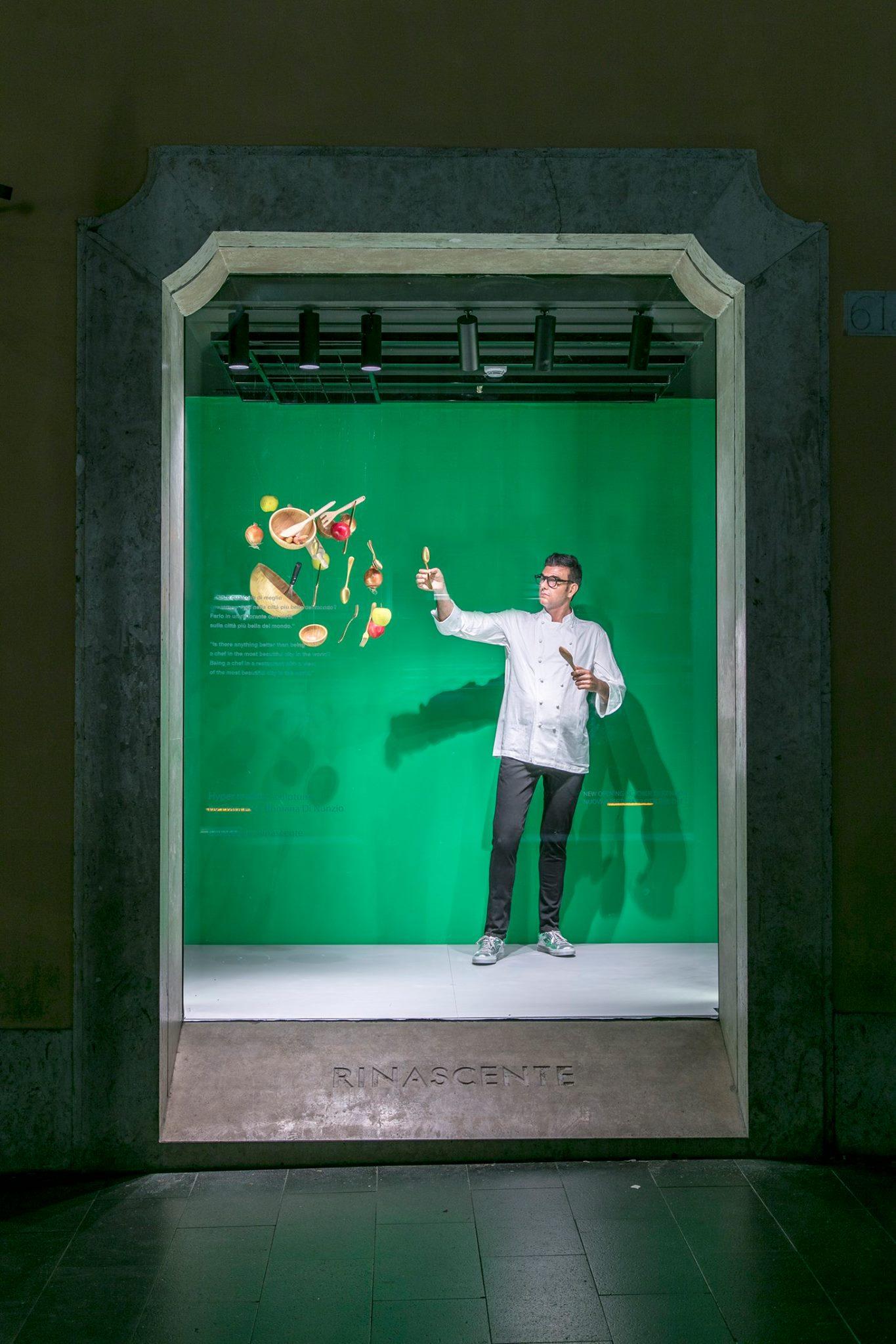 Rinascente Tritone apre a Roma, foto