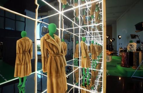 Fendi Studios in mostra al Palazzo della Civiltà per la Festa del Cinema di Roma