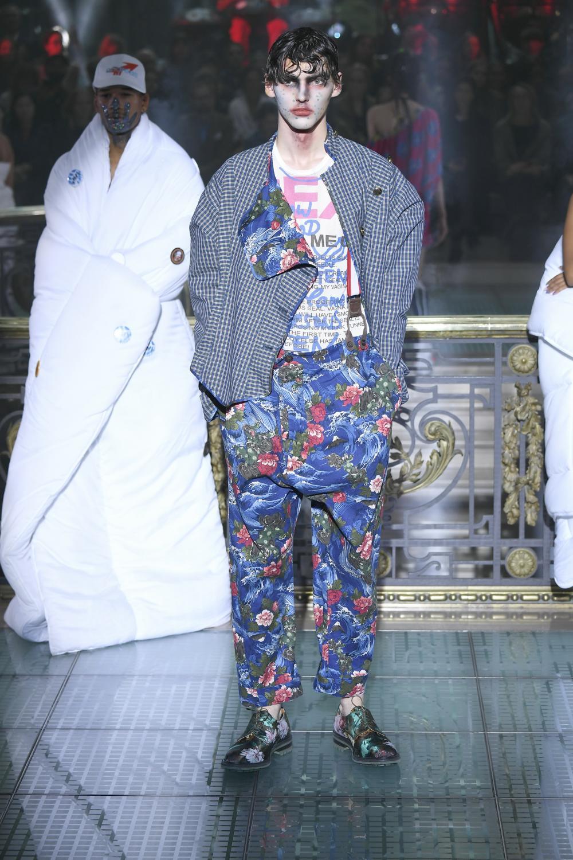 Vivienne Westwood Primavera Estate 2018, foto
