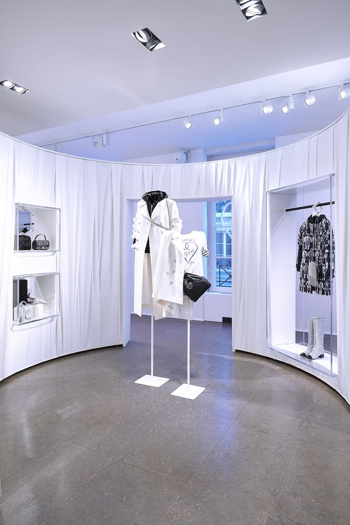 Chanel at Colette, foto