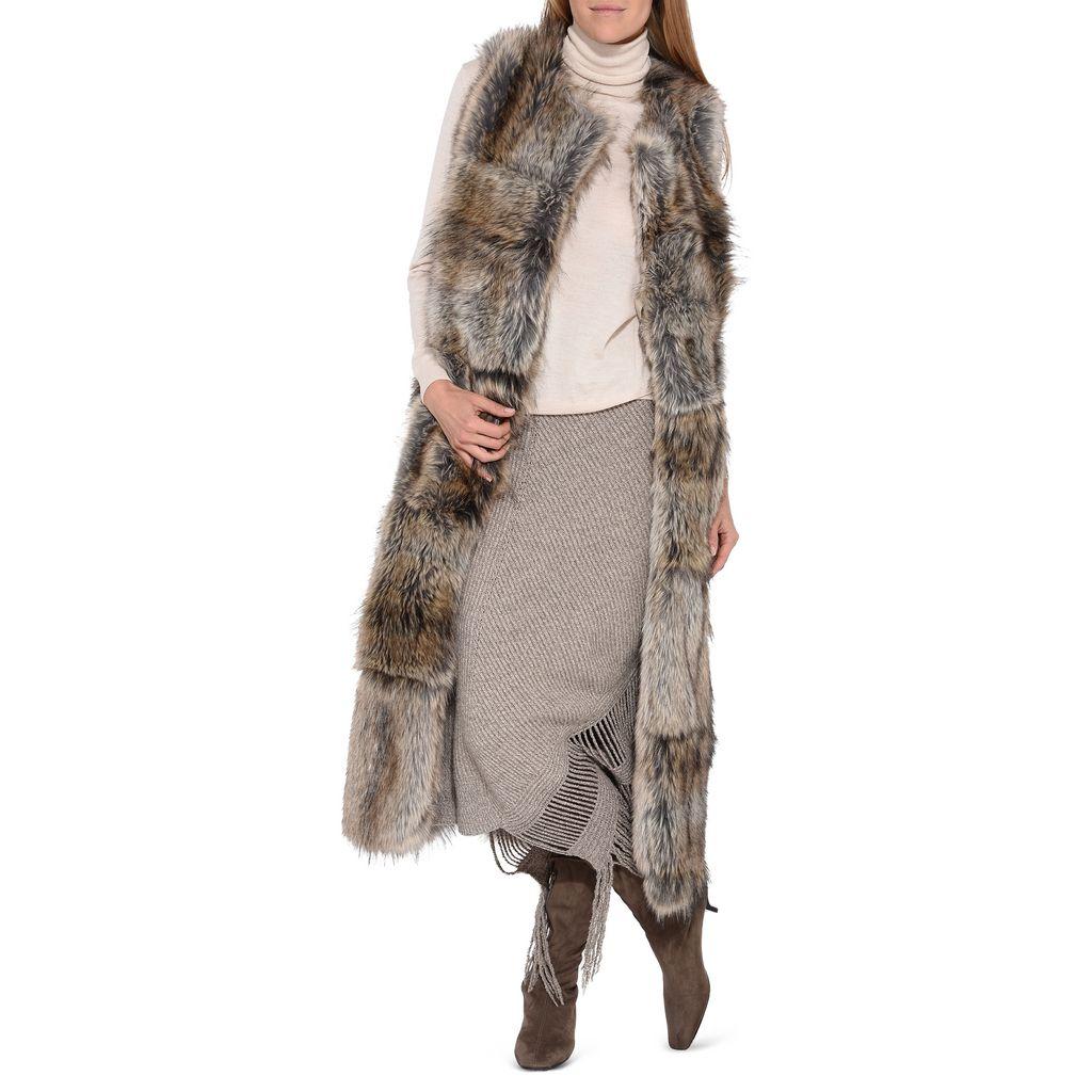 Pellicce ecologiche di tendenza della moda autunno inverno 2017-2018, foto e prezzi