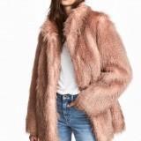 Cappotto in finta pelliccia H&M 99 euro