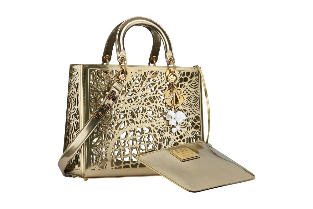 Lady Dior: i nuovi modelli limited edition ispirati all'arte