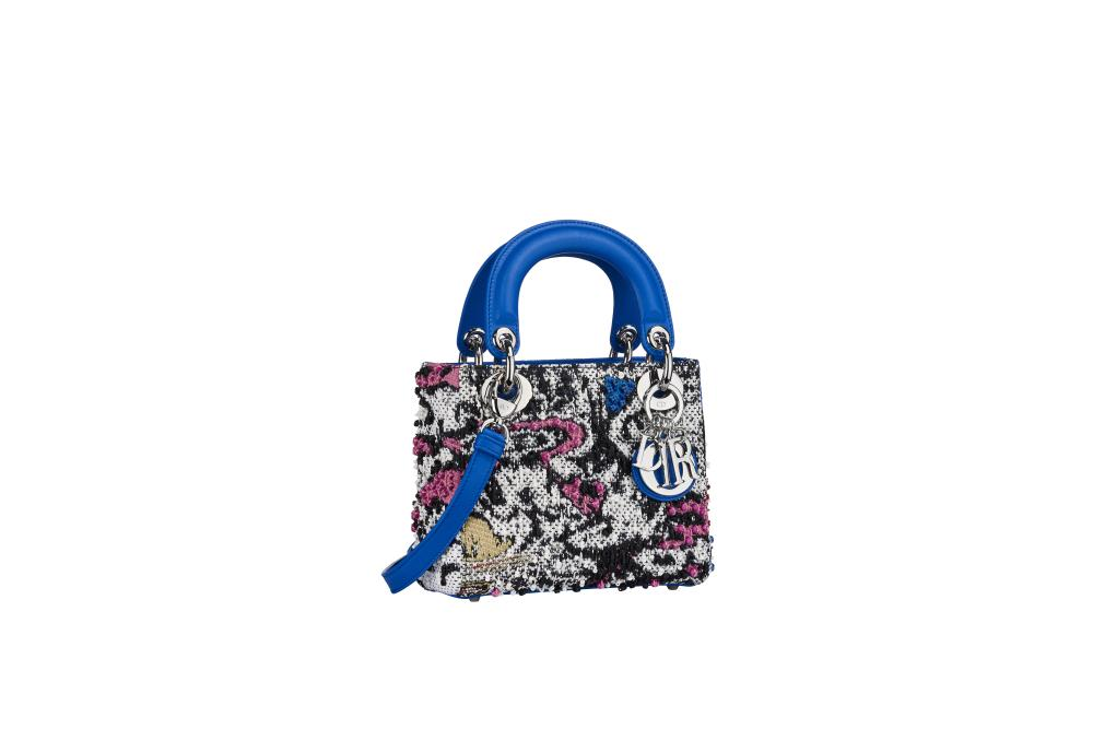 Dior Borse 2017, Dior lancia Lady Art #2, foto