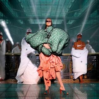 Tirolo mix & match nella collezione di Vivienne Westwood