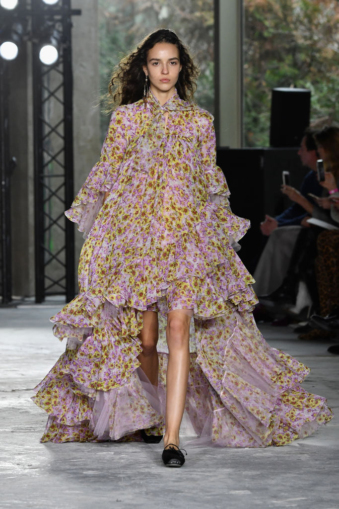Giambattista Valli Primavera Estate 2018, foto