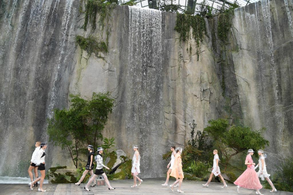 Chanel Primavera Estate 2018, foto