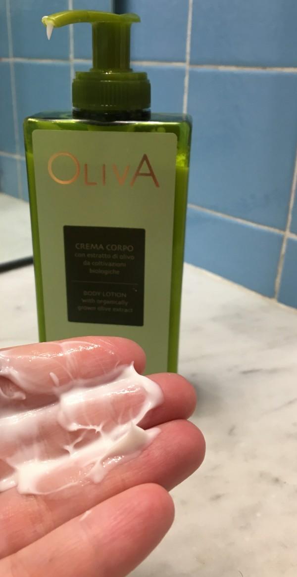 Crema corpo Oliva di Phytolrelax
