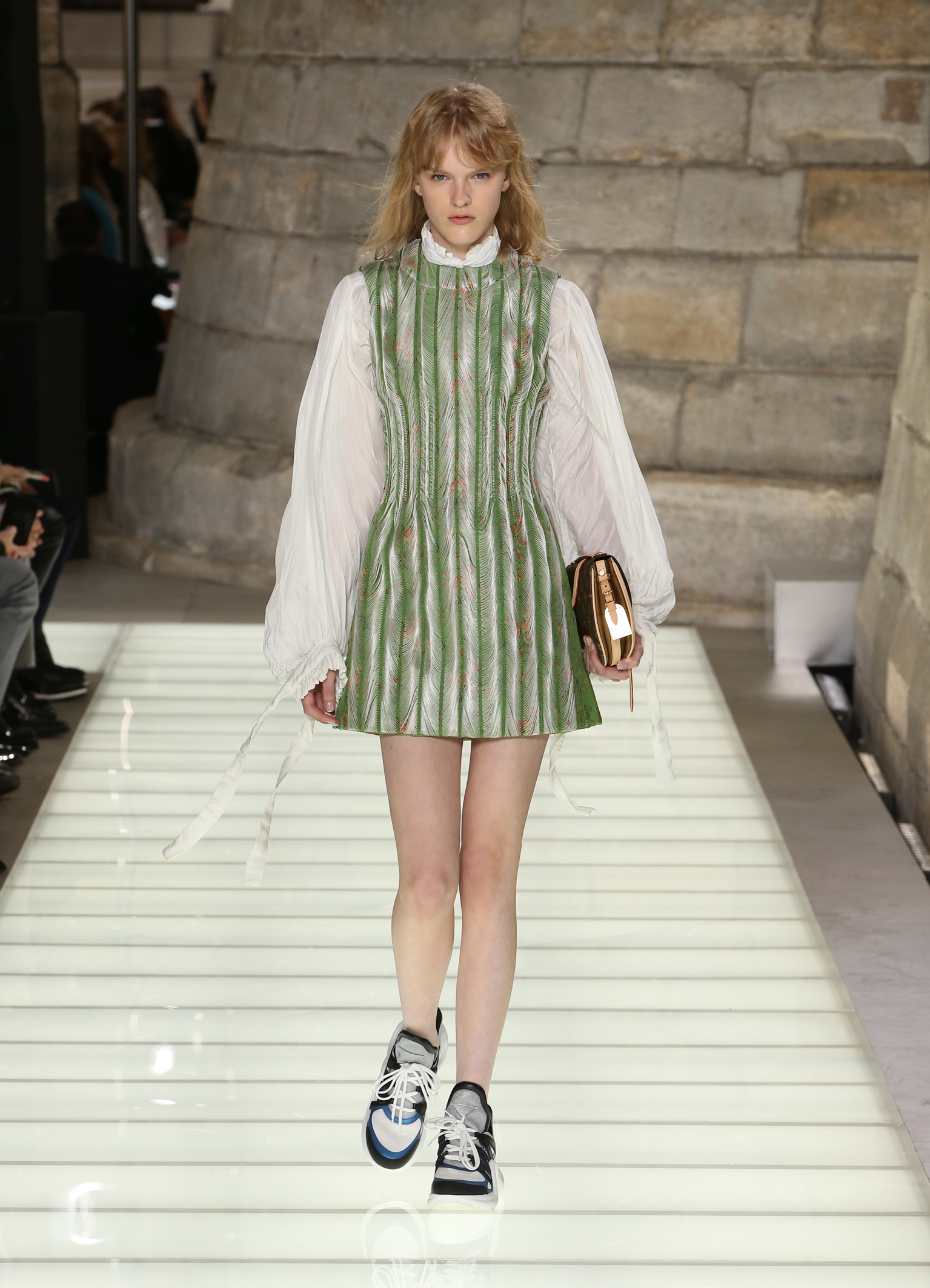 Louis Vuitton primavera estate 2018, foto