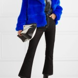 MSGM Faux fur jacket 750 euro