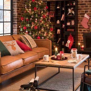 Maisons du Monde: le decorazioni di Natale per albero e casa