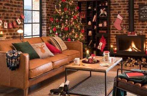 Maisons du Monde Natale 2017: le decorazioni più belle per la casa e l'albero