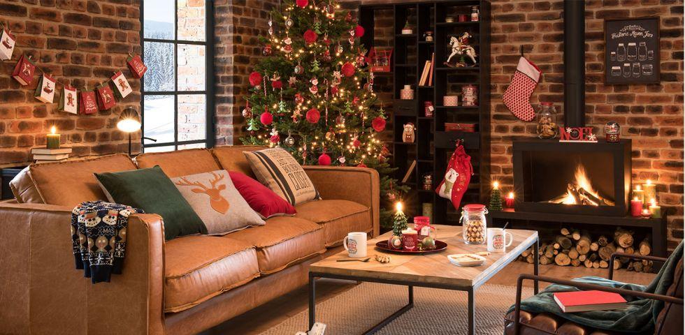 Maisons du monde natale 2017 le decorazioni pi belle per - Decorazioni natalizie ikea 2017 ...