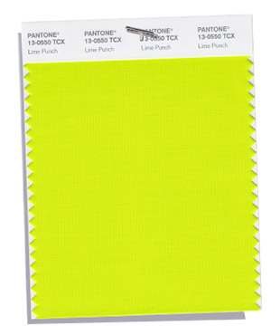 Pantone-Fashion-Color-Trend-Report-New-York-Spring-2018-Swatch-Lime-Punch