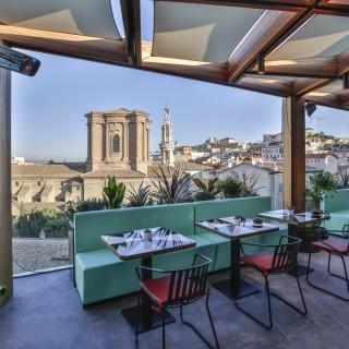 Dove mangiare alla Rinascente di via del Tritone a Roma