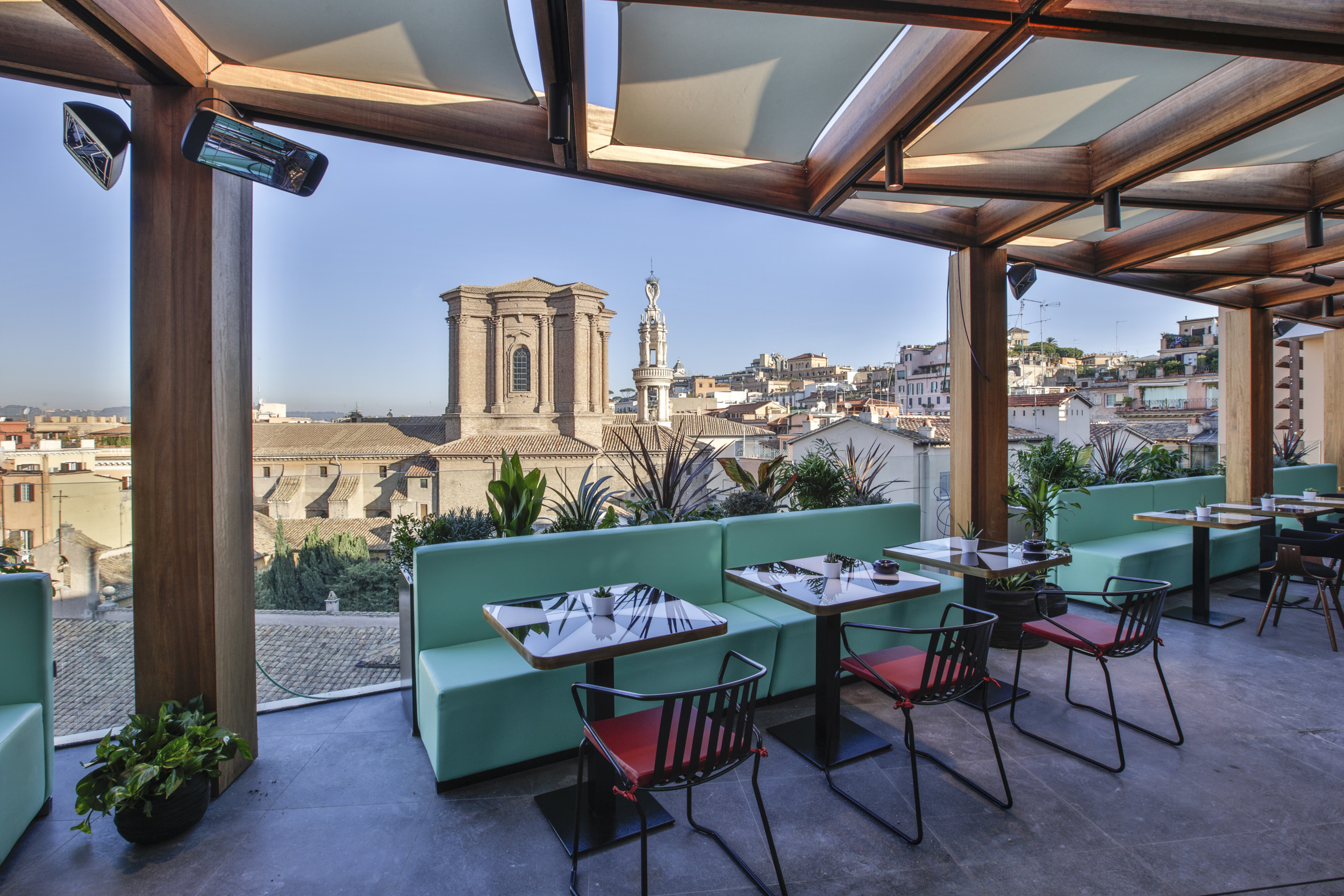 Rinascente roma via del tritone i ristoranti dove for Giardino orticoltura firenze aperitivo