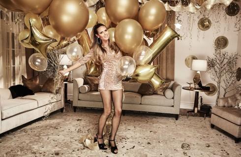 Lidl: Natale firmato Heidi Klum con la caspule Let's Celebrate Esmara