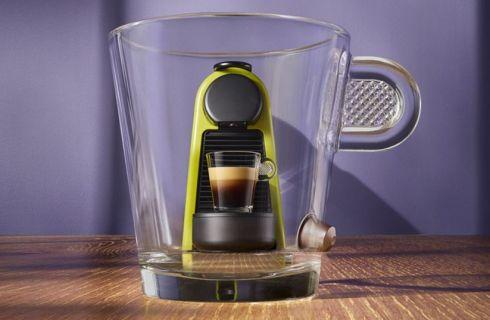 Nespresso Essenza Mini, arriva la macchina da caffè più piccola di sempre