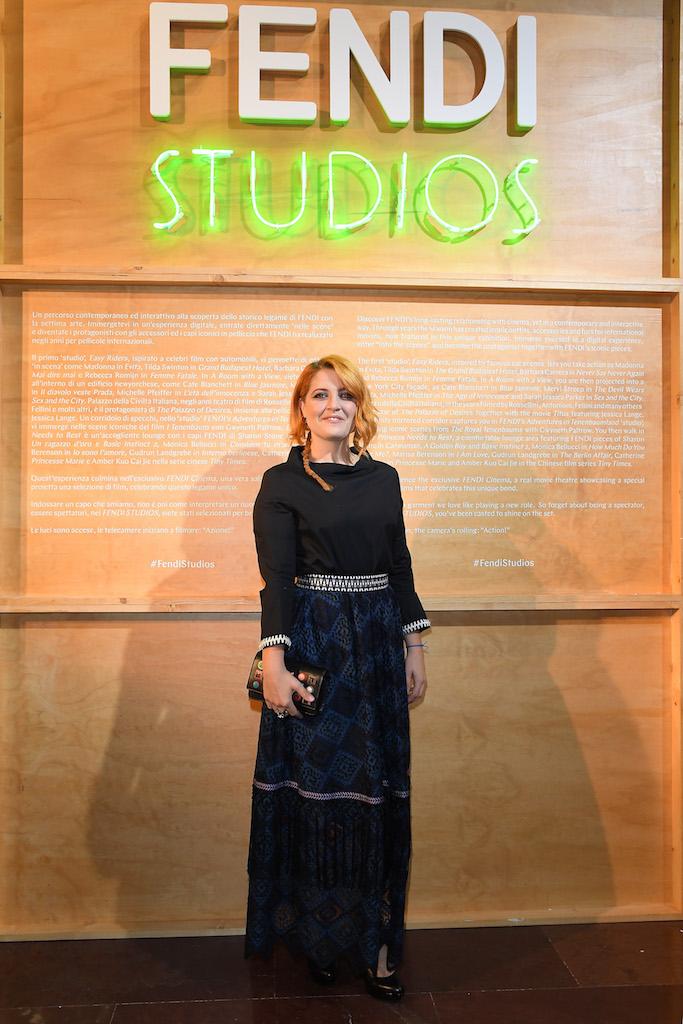 Fendi Studios in mostra al Palazzo della Civiltà, foto