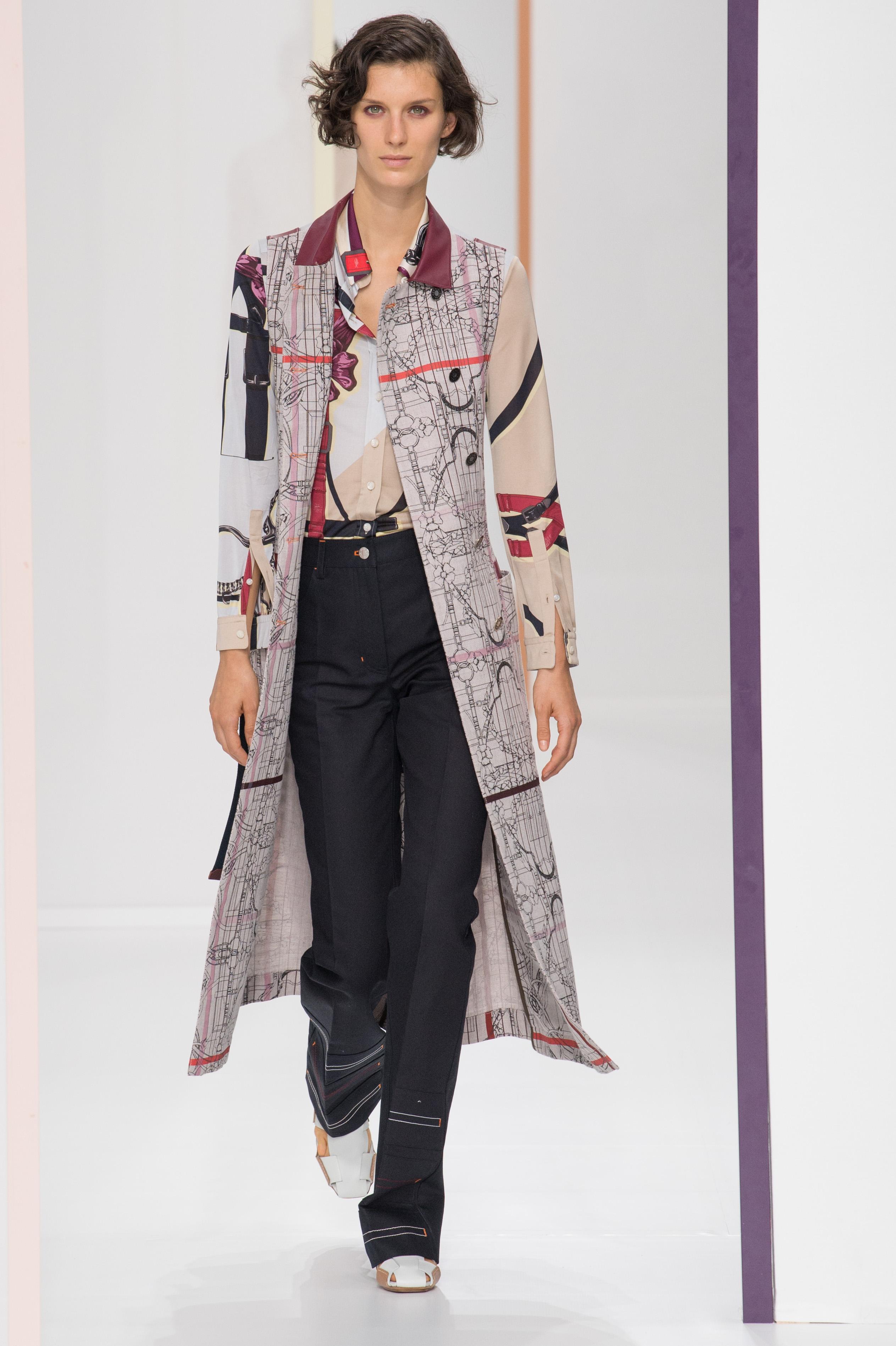 Hermès collezione primavera estate 2018, foto