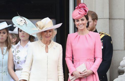 Kate Middleton e Camilla Parker Bowles alleate contro Meghan Markle e il Principe Harry?