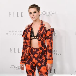 Kristen Stewart: look sexy sul red carpet di Elle Women