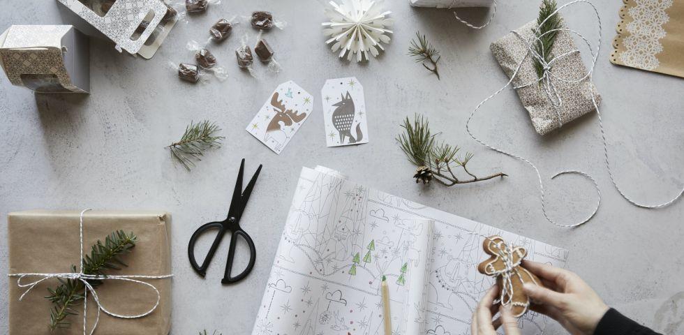 Ikea natale 2017 addobbi natalizi diredonna for Ikea decorazioni