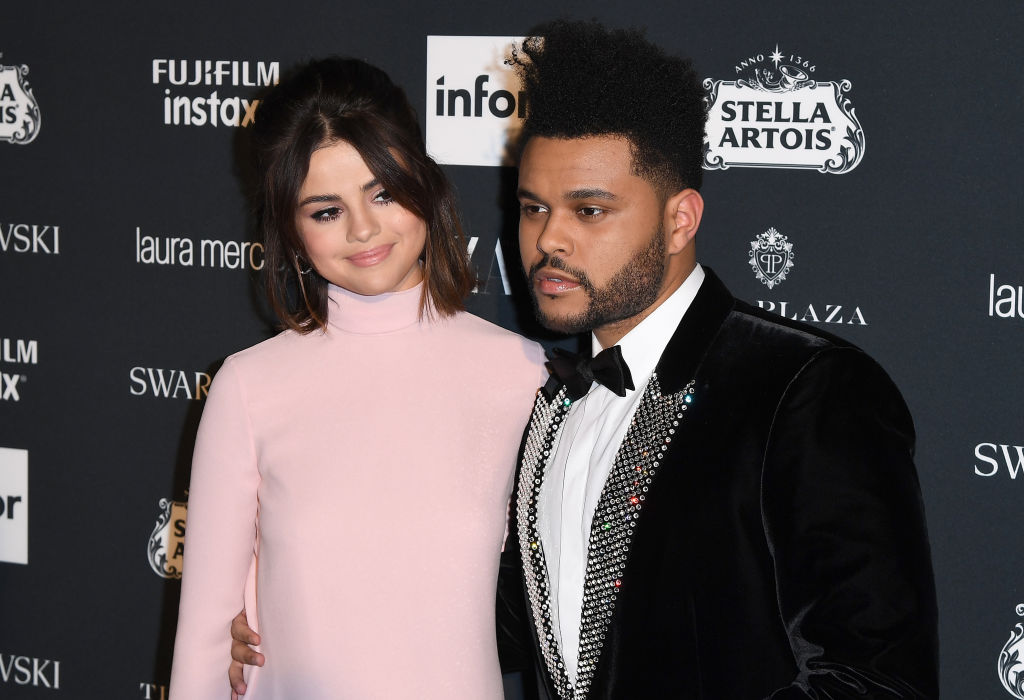 Selena Gomez e The Weeknd: appuntamento horror a Los Angeles