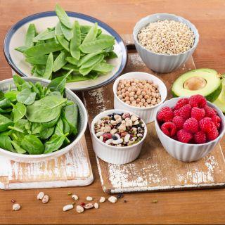 I 20 alimenti più ricchi di fibre