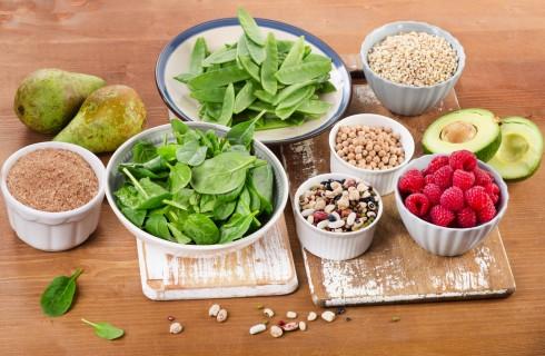 20 alimenti più ricchi di fibre
