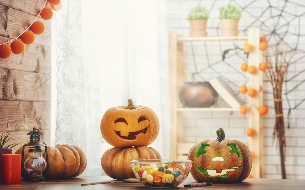 Halloween party, i consigli per decorare la casa