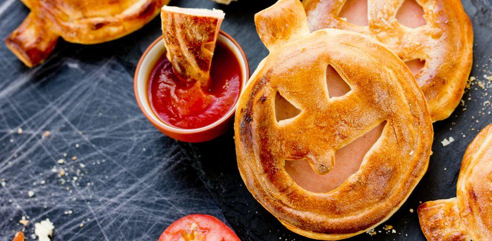 Antipasti per halloween 3 ricette veloci e simpatiche for Cucinare x halloween