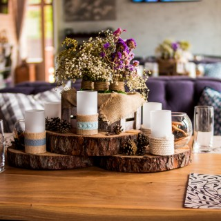 5 decorazioni autunnali per la casa fai da te