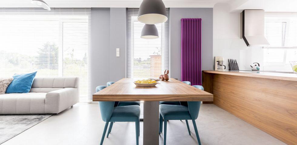 Cucina e soggiorno open space come arredarli diredonna for Soggiorno cucina open space