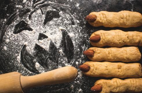 5 biscotti di Halloween