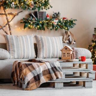 10 idee originali per decorare casa a Natale